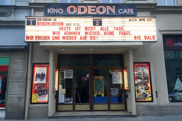 Bamberg Kino Odeon