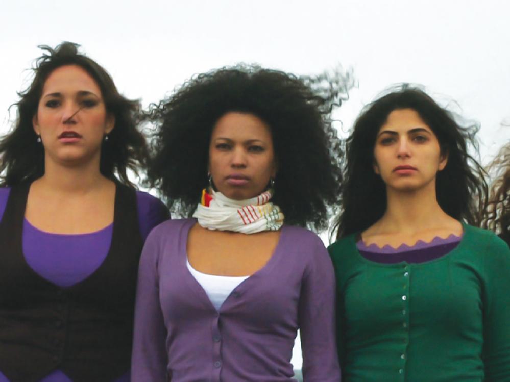 """Szene aus """"Töchter des Aufbruchs"""", der beim 4. Frauen-Filmfestival gezeigt wird"""