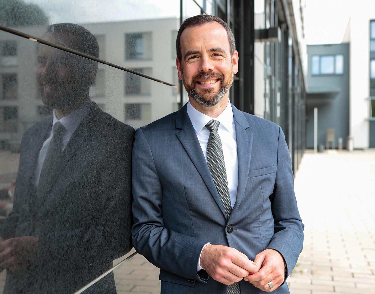 Dr. Kai Fischbach, Präsident der Universität Bamberg, hat den Fragebogen des Stadtechos beantwortet.