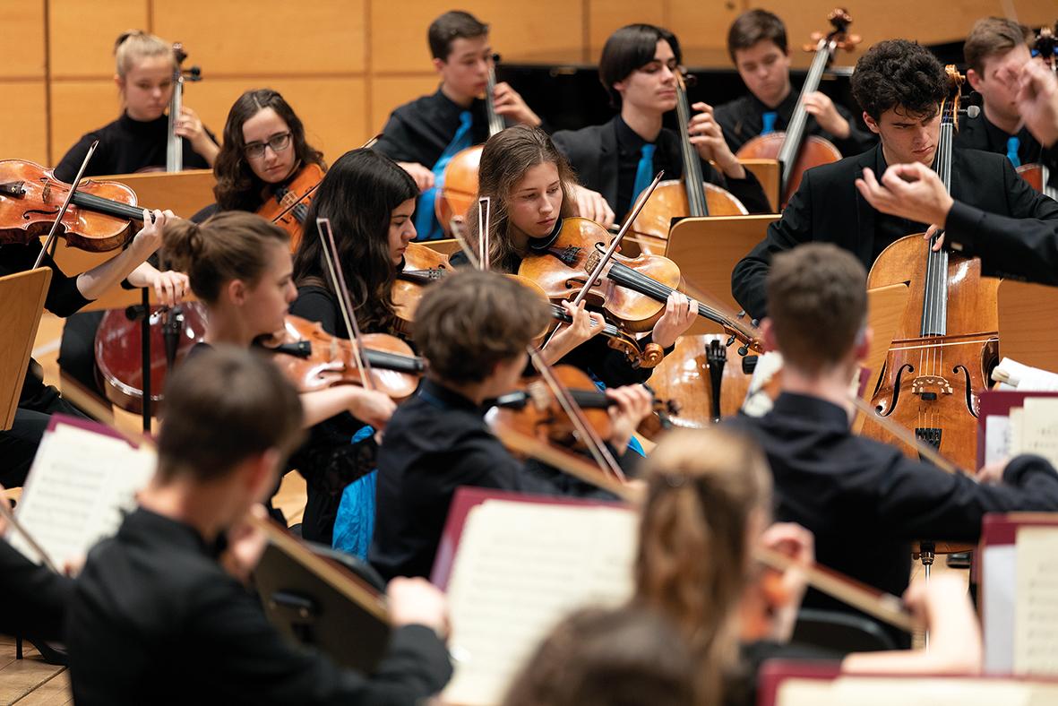 Die Deutsche Streicherphilharmonie